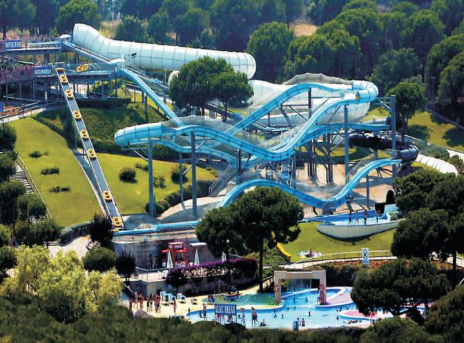Costa Brava & Girona (Sports CentresActivities) Water World, Lloret de Mar