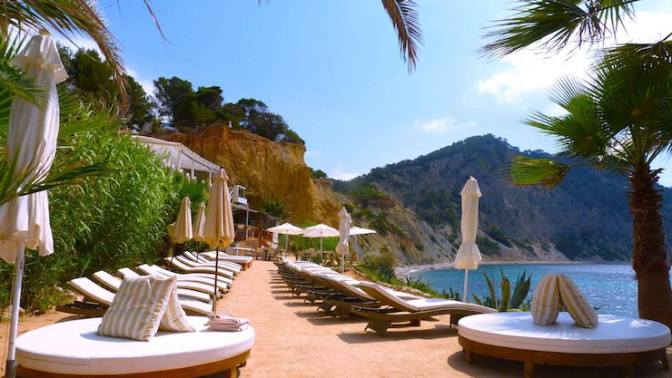 Ibiza (Restaurants) Amante Beach Club
