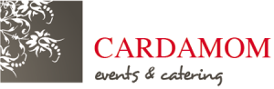 Logo Cardamom Events & Catering