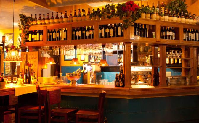 Madrid (Restaurants) Pulcinella
