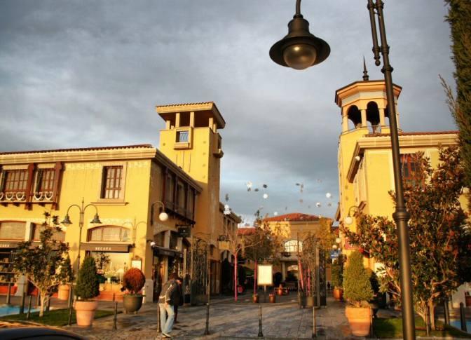 Madrid (Shopping Areas:Centres) Las Rozas Village