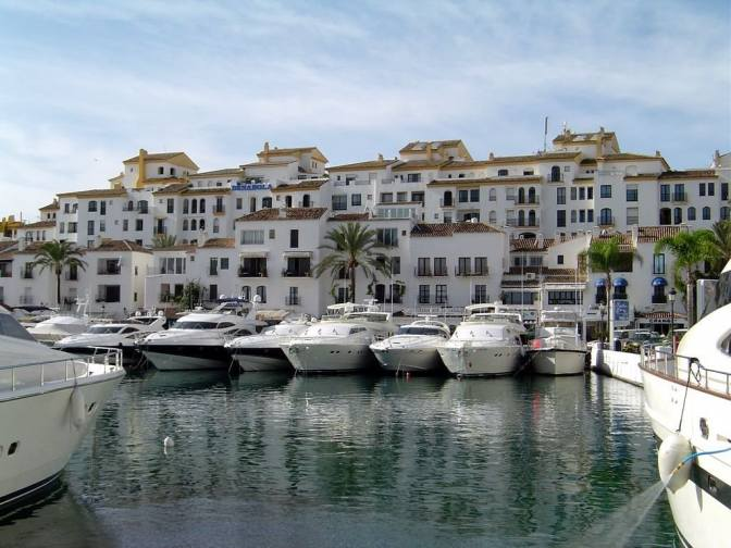 Marbella (City Sights) Puerto Banus