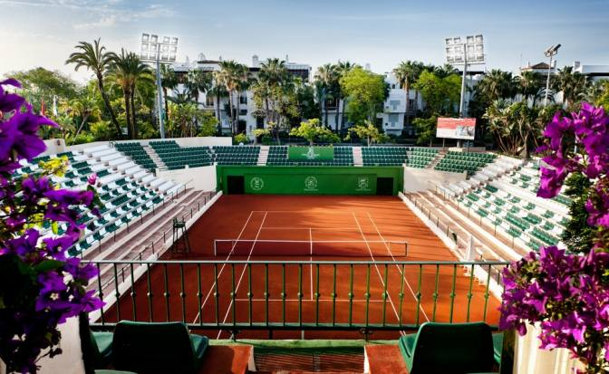 Marbella (Sports CentresActivities) Puente Romano Tennis Club
