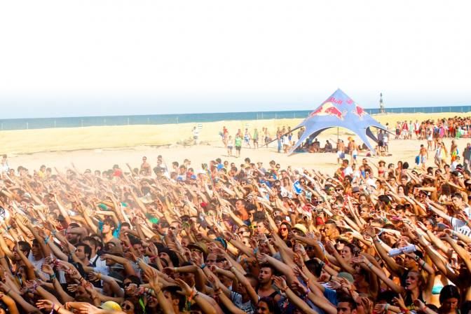 Valencia (Events) Arenal Sound