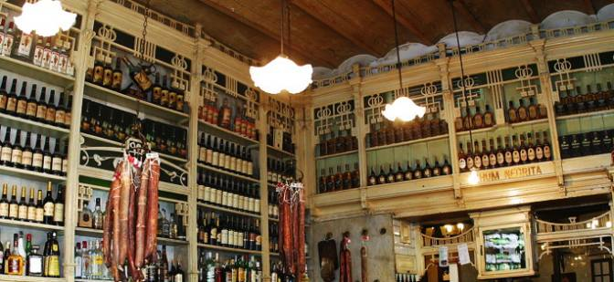 Area guide to andalucia lfstyle - Bar coloniales sevilla ...
