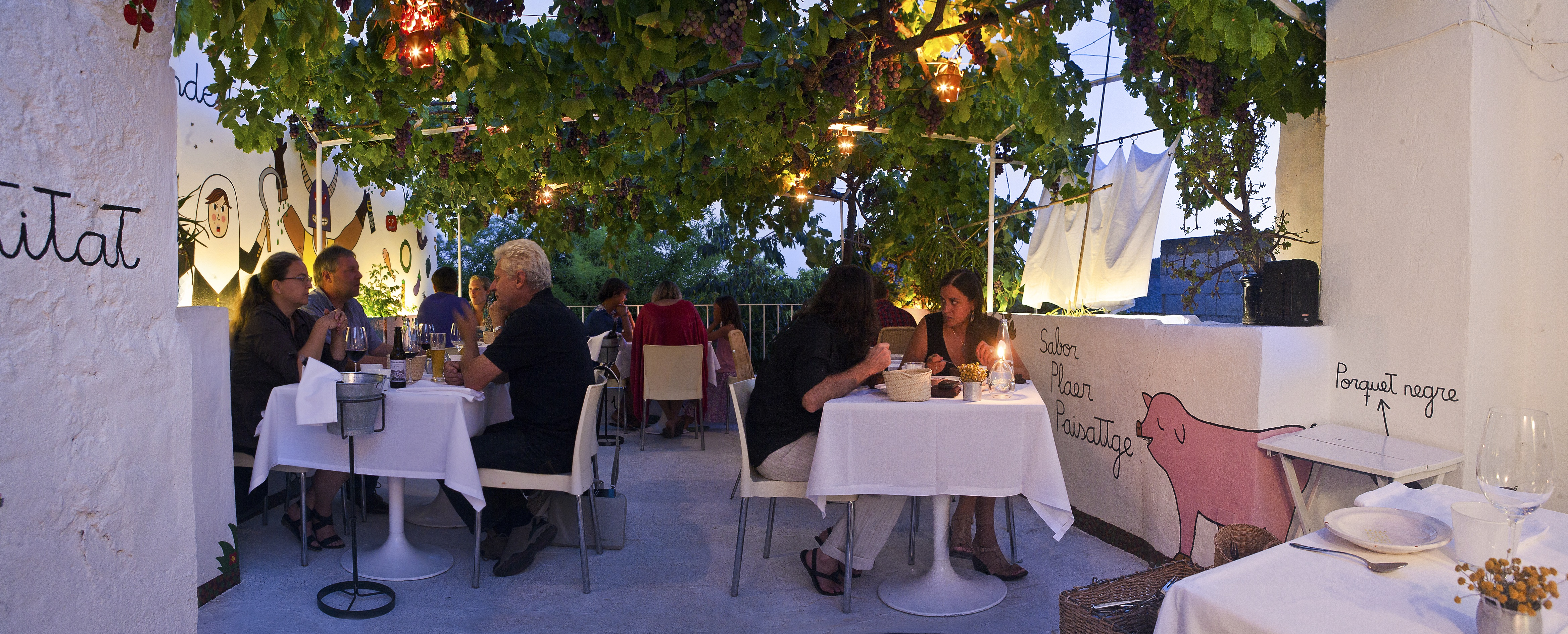 Top 10 restaurants in mallorca lfstyle for Bistro del jardin mallorca