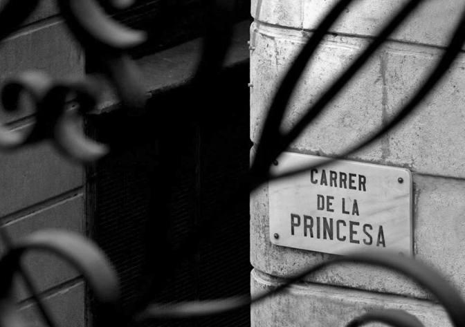 calle de la princesa