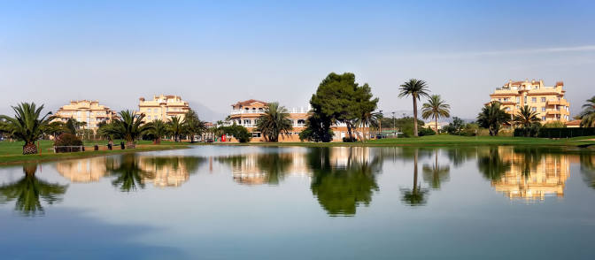 Club Golf Oliva Nova