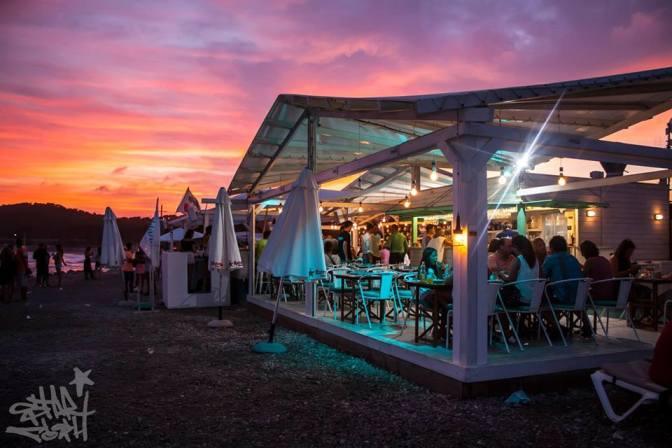 Sitges beach club