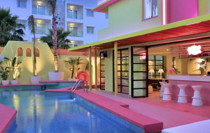 Club Tropicana Ibiza Coast Suites