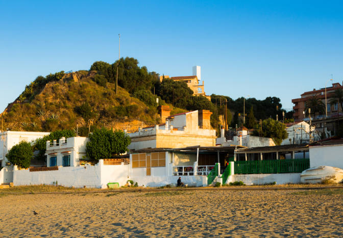 Maresme Top 10 Beaches Montgat (shutterstock_209214964)