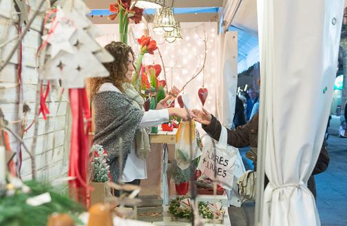 Nadal 2014 parades de pessebres i ornamnets fireta fira