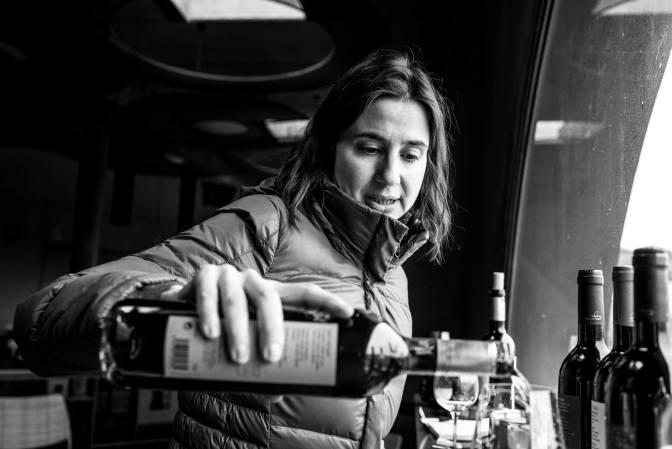 Winemaker Sara