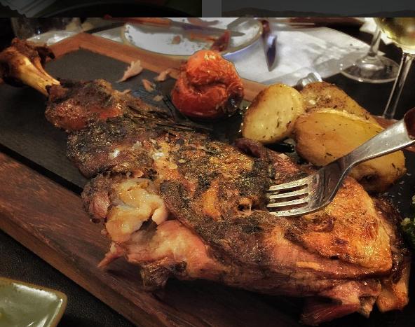 Barcelona barbecue