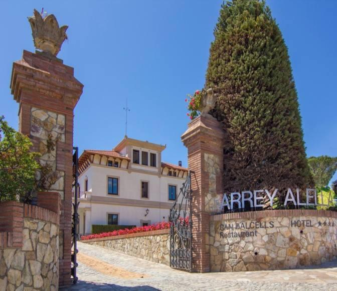 Hotel Arrey Alella_01